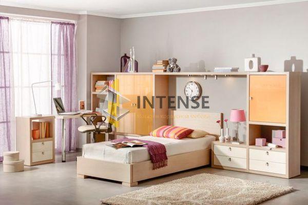 Магазин корпусной мебели Intense производит Детские из эмали - Детская Глори