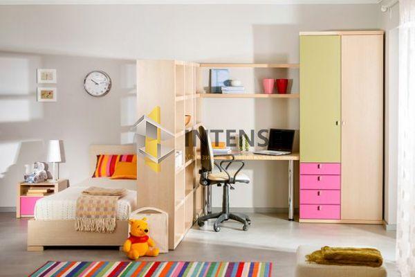 Магазин корпусной мебели Intense производит Детские из эмали - Детская Мелисса