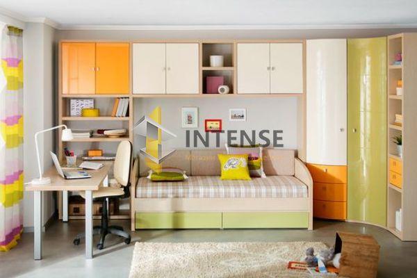 Магазин корпусной мебели Intense производит Детские из эмали - Детская Умка