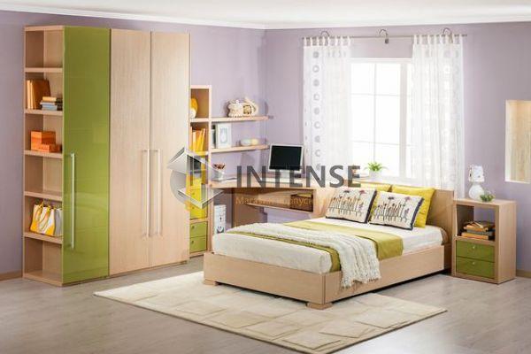 Магазин корпусной мебели Intense производит Детские из эмали - Детская Юниор