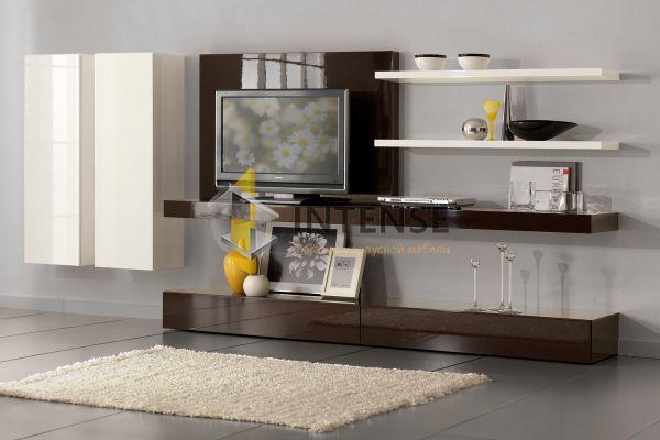 Магазин корпусной мебели Intense производит Гостиные из эмали - Гостиная - Опера