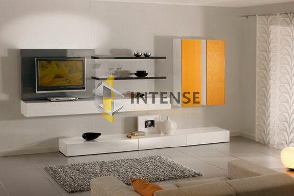 Магазин корпусной мебели Intense производит Гостиные из эмали - Гостиная - Эстетика