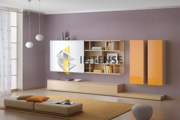 Магазин корпусной мебели Intense производит Гостиные из эмали - Гостиная - Перфекта