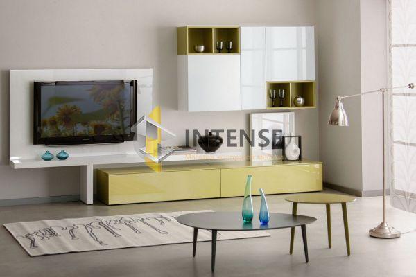 Магазин корпусной мебели Intense производит Гостиные из эмали - Гостиная - Сапфир