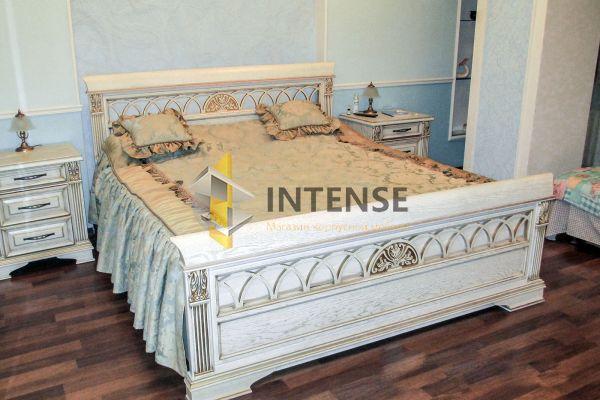 Магазин корпусной мебели Intense производит Кровати из массива - Кровать 2