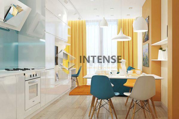 Магазин корпусной мебели Intense производит Кухни Современный стиль - Кухня Дали