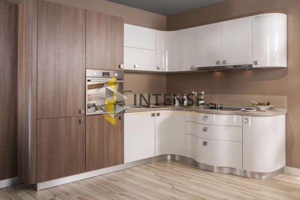 Магазин корпусной мебели Intense производит Кухни из эмали - Кухня Витрум