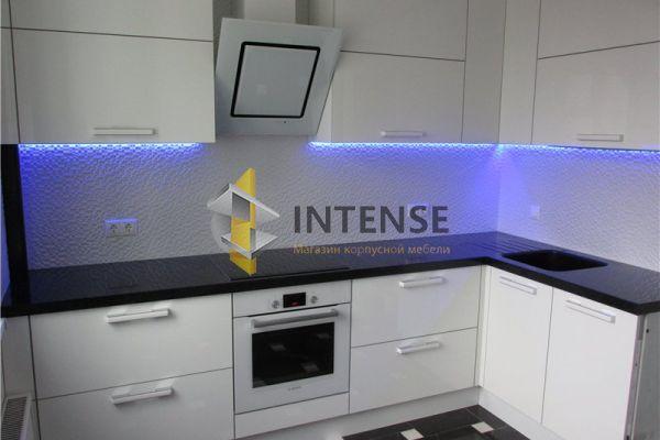 Магазин корпусной мебели Intense производит Кухни Современный стиль - Кухня Леонардо
