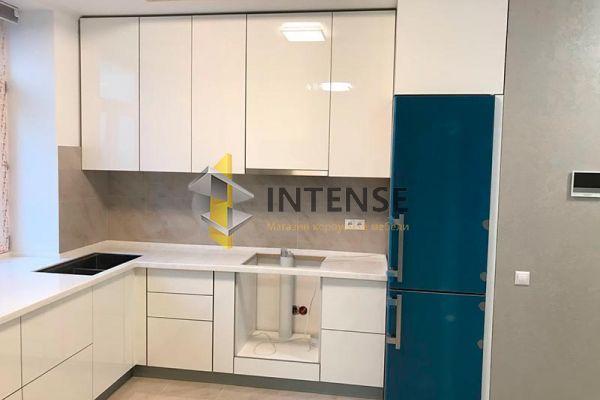 Магазин корпусной мебели Intense производит Кухни из Alvic - Кухня-гостиная с испанскими фасадами Alvic-lux