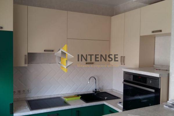 Магазин корпусной мебели Intense производит Кухни из эмали - Кухня эмаль матовая