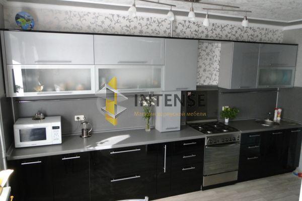 Магазин корпусной мебели Intense производит Кухни Современный стиль - Кухня Черный жемчуг