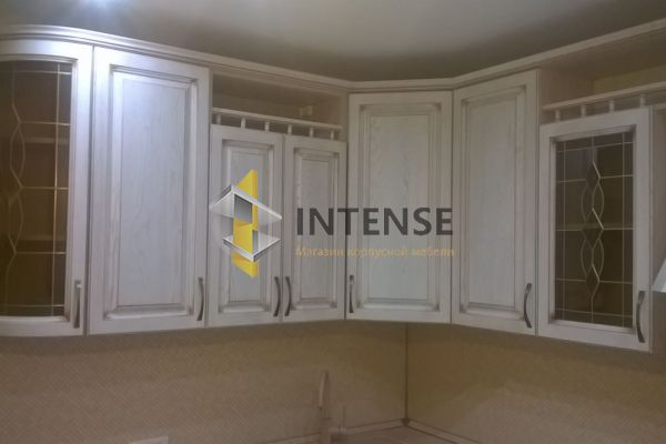 Магазин корпусной мебели Intense производит Кухни Классический стиль - Кухня Федерика - Массив ясеня