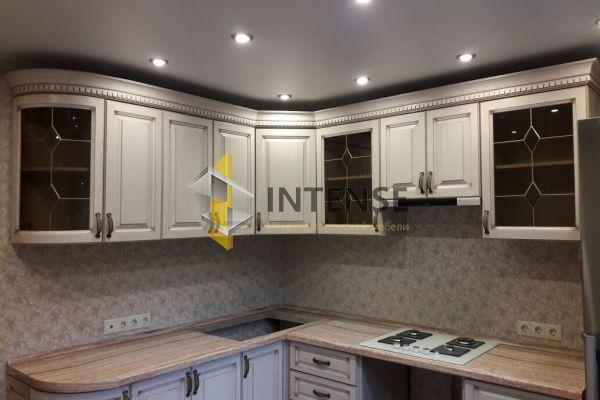 Магазин корпусной мебели Intense производит Кухни Классический стиль - Кухня Классика-У - Массив дуба