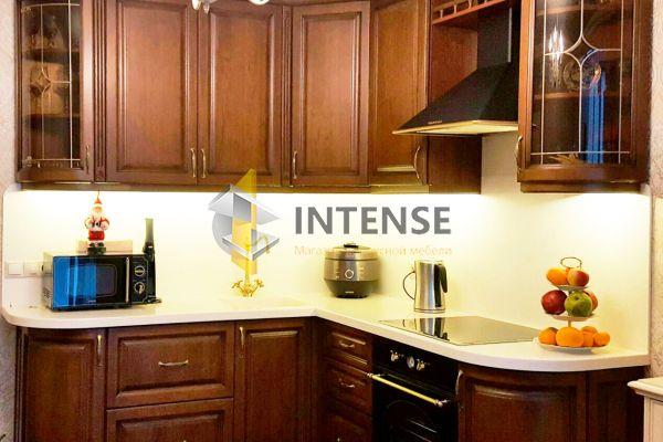 Магазин корпусной мебели Intense производит Кухни Классический стиль - Кухня Массив дуба - Груша тёмная