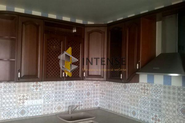Магазин корпусной мебели Intense производит Кухни Классический стиль - Кухня Нежность У - Массив дуба