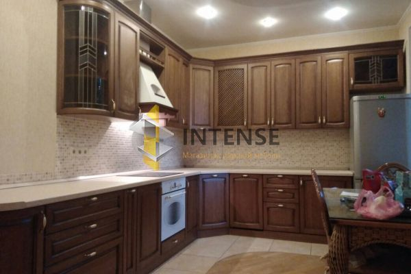Магазин корпусной мебели Intense производит Кухни Классический стиль - Кухня Ампир 1 - массив дуба