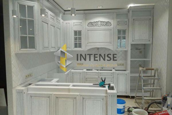 Магазин корпусной мебели Intense производит Кухни Классический стиль - Кухня массив дуба с патиной серебро