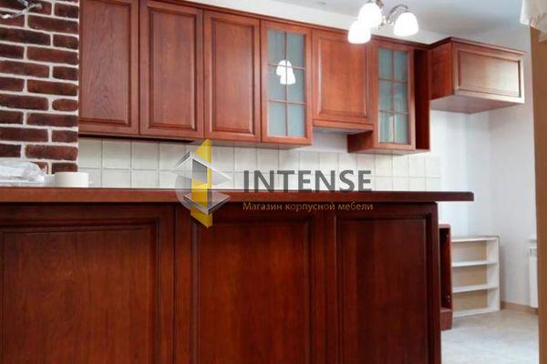 Магазин корпусной мебели Intense производит Кухни Классический стиль - Кухня с фасадами из массива дуба