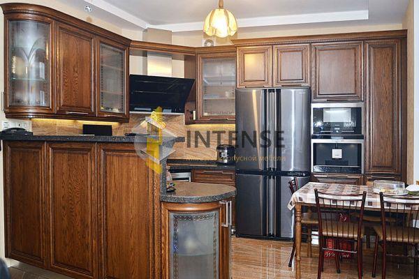 Магазин корпусной мебели Intense производит Кухни Классический стиль - Кухня Женева - массив ясеня