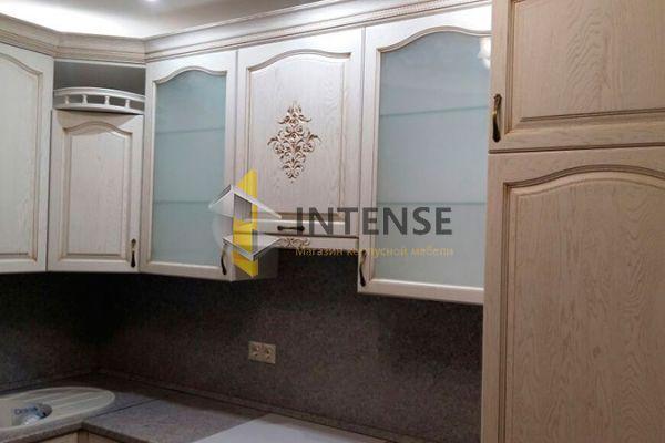 Магазин корпусной мебели Intense производит Кухни Классический стиль - Кухня из массива дуба. Декоративная резьба.