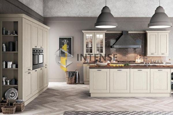 Магазин корпусной мебели Intense производит Кухни Неоклассический стиль - Асоло