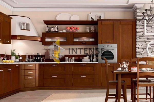 Магазин корпусной мебели Intense производит Кухни Неоклассический стиль - Кухня Агнесса - Массив дерева