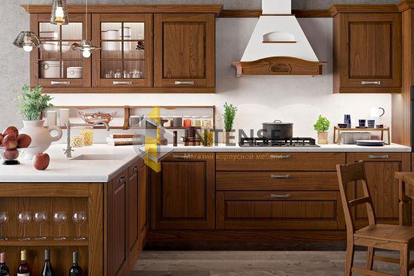 Магазин корпусной мебели Intense производит Кухни Неоклассический стиль - Кухня Хельга