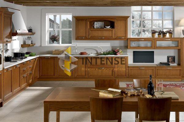 Магазин корпусной мебели Intense производит Кухни Неоклассический стиль - Кухня Опера