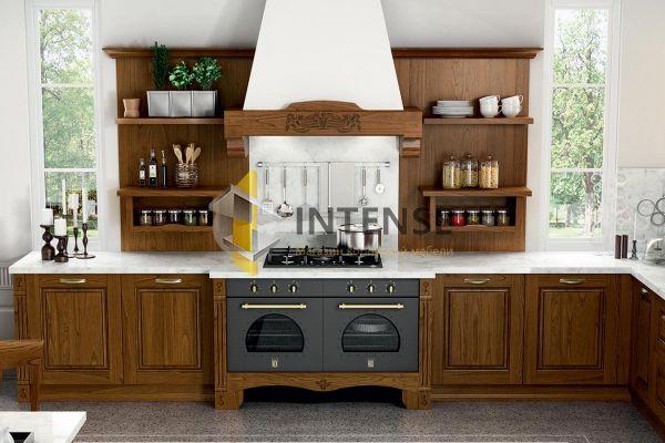 Магазин корпусной мебели Intense производит Кухни Неоклассический стиль - Кухня Роуз