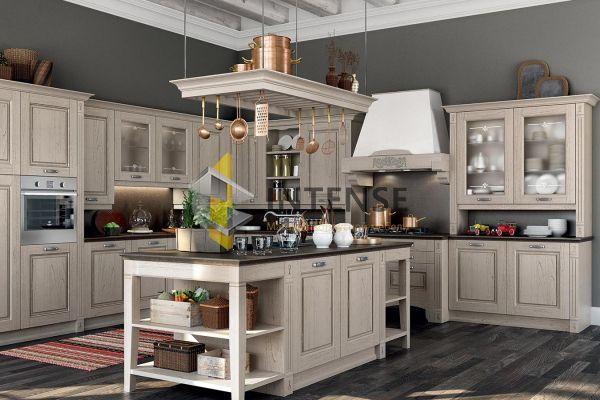 Магазин корпусной мебели Intense производит Кухни Неоклассический стиль - Кухня Стефани