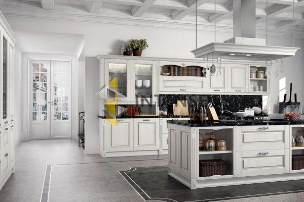 Магазин корпусной мебели Intense производит Кухни Неоклассический стиль - Кухня Верона