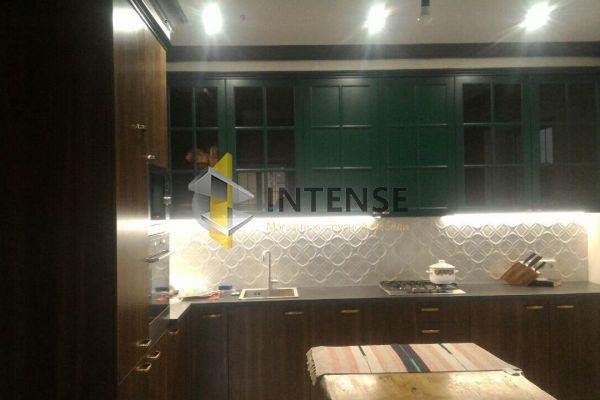 Магазин корпусной мебели Intense производит Кухни Неоклассический стиль - Кухня шпон ясеня + МДФ-эмаль