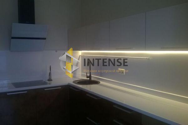 Магазин корпусной мебели Intense производит Кухни Современный стиль - Кухня Лоренцо - фасад Алвик