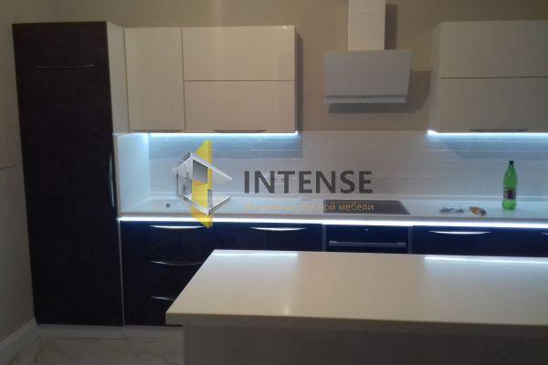 Магазин корпусной мебели Intense производит Кухни Современный стиль - Кухня Сангалло - фасад Алвик
