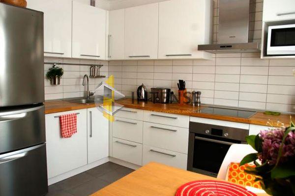 Магазин корпусной мебели Intense производит Кухни Современный стиль - Кухня Бланко