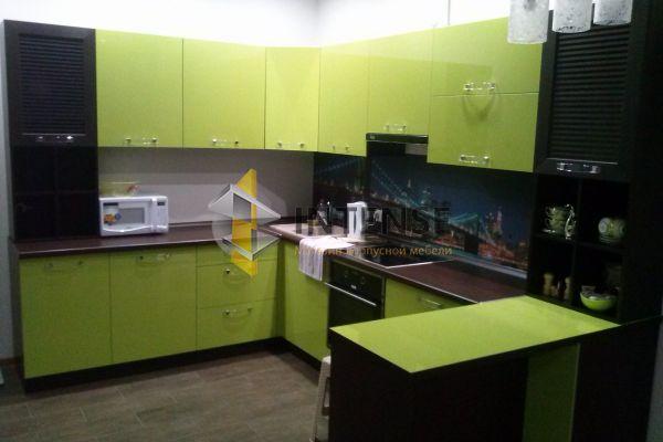 Магазин корпусной мебели Intense производит Кухни Современный стиль - Кухня Фисташка-П
