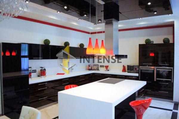Магазин корпусной мебели Intense производит Кухни Современный стиль - Кухня Гаяна