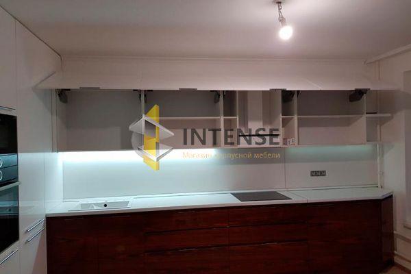 Магазин корпусной мебели Intense производит Кухни Современный стиль - Кухня Мдф с покрытием шпон и эмаль