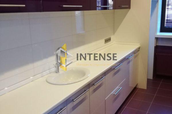 Магазин корпусной мебели Intense производит Кухни Современный стиль - Кухня Орландо - фасад Эмаль