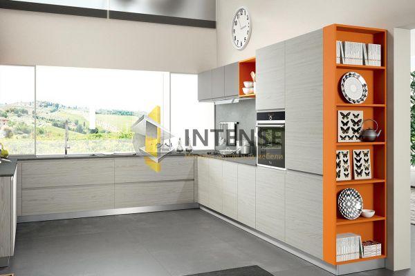 Магазин корпусной мебели Intense производит Кухни Современный стиль - Кухня Вега - Эмаль 2