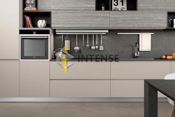 Магазин корпусной мебели Intense производит Кухни Современный стиль - Кухня Вега 4 - Эмаль