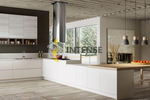 Магазин корпусной мебели Intense производит Кухни Современный стиль - Кухня Вега 5 - Эмаль