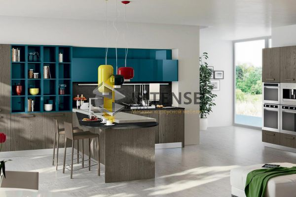 Магазин корпусной мебели Intense производит Кухни Современный стиль - Кухня Арредо