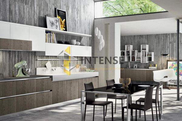 Магазин корпусной мебели Intense производит Кухни Современный стиль - Кухня Азия
