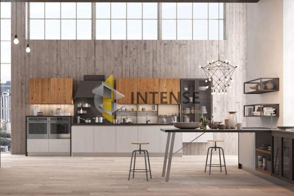 Магазин корпусной мебели Intense производит Кухни Современный стиль - Кухня Доминика