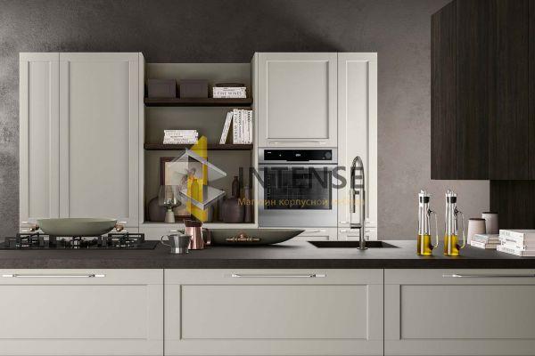 Магазин корпусной мебели Intense производит Кухни Современный стиль - Кухня Джулия