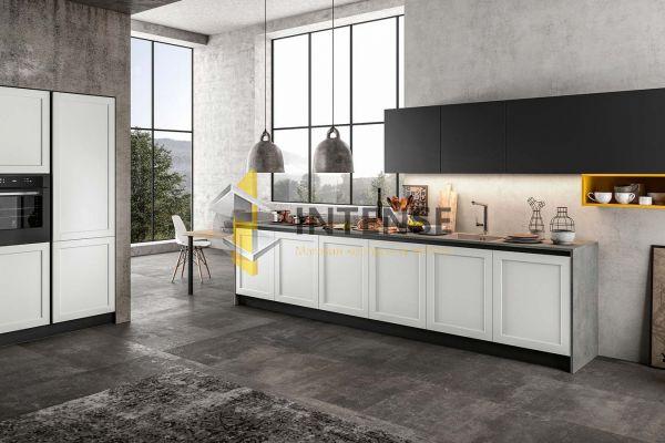 Магазин корпусной мебели Intense производит Кухни Современный стиль - Кухня Франческа
