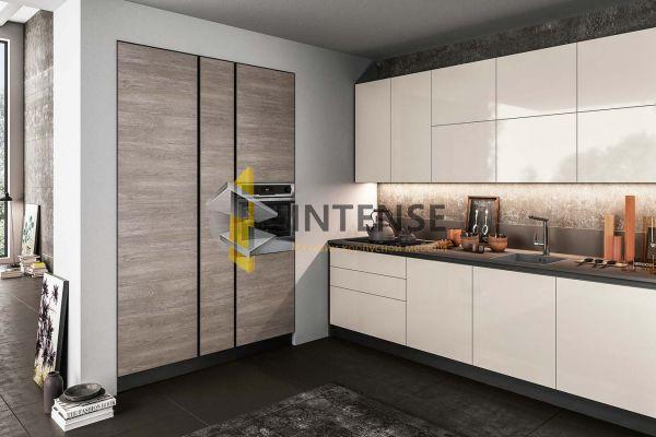 Магазин корпусной мебели Intense производит Кухни Современный стиль - Кухня Мишель