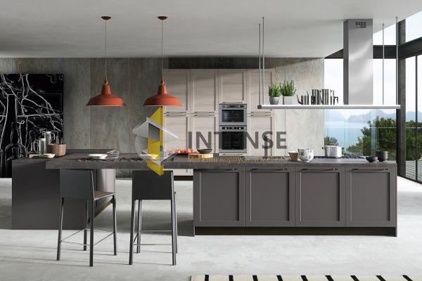 Магазин корпусной мебели Intense производит Кухни Современный стиль - Кухня Виттория