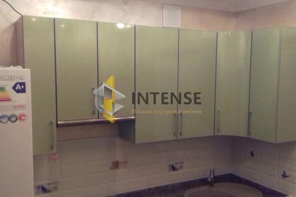 Магазин корпусной мебели Intense производит Кухни Современный стиль - Кухня Нивель - фасад Пластик